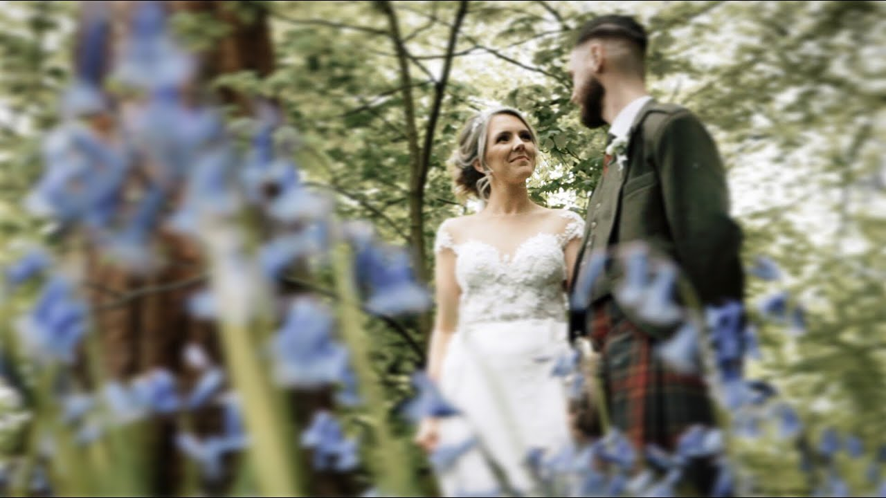 James + Ainsley | Spectacular Sunset Wedding | Mar Hall Hotel | Tall Tale Films
