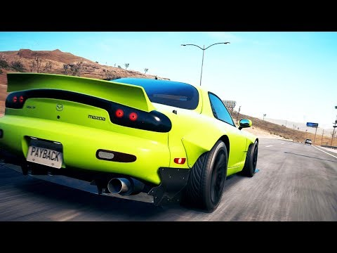 RACING THE RX7! - Need for Speed: Payback - Part 68