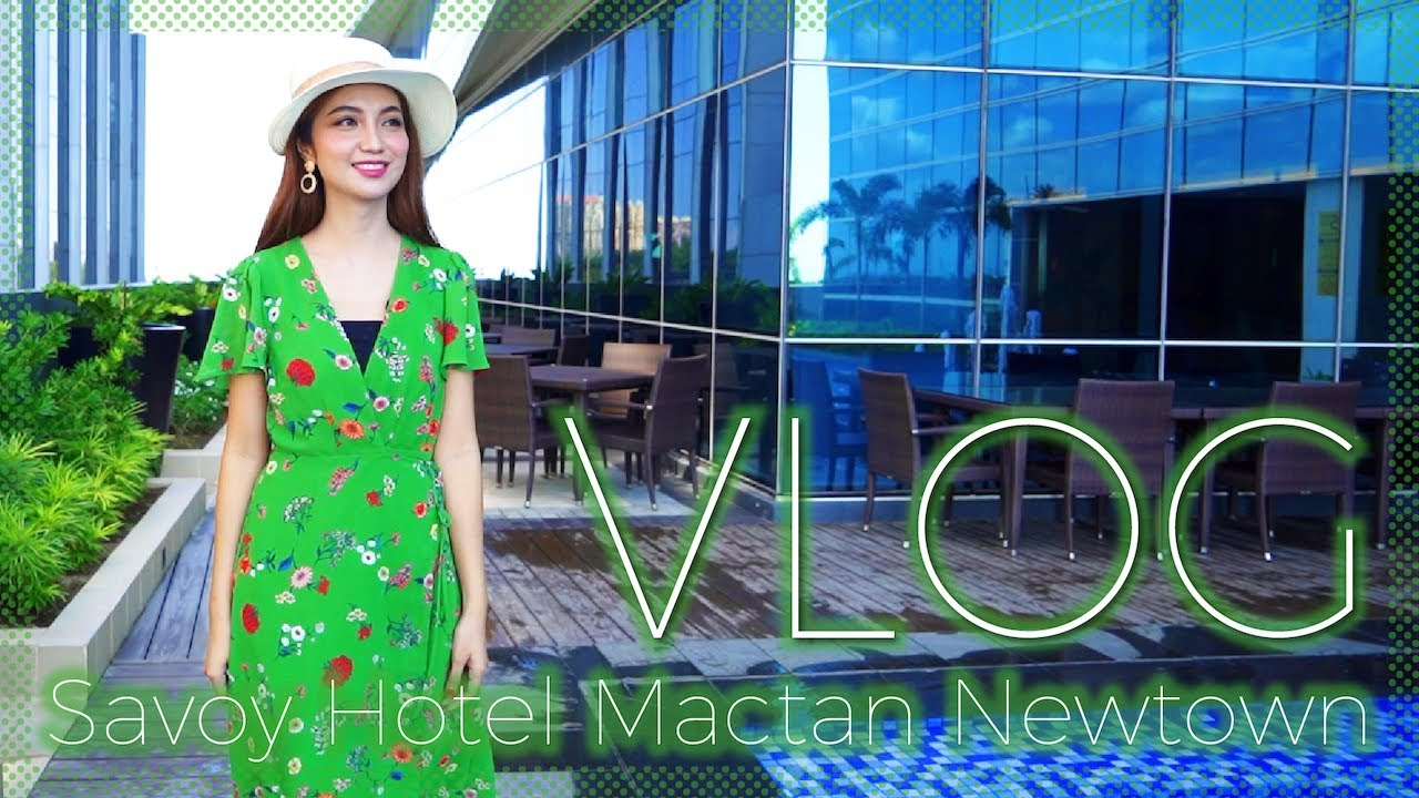 5 Things on How to Spend a Good Time at Savoy Hotel Mactan Newtown.
