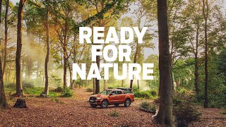 Ford Ranger | Ready For Nature | Ford TR