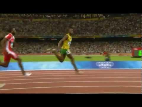 Sprint Form Slow Motion