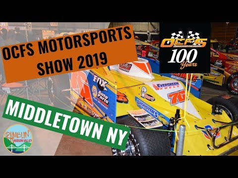 Orange County Fairgrounds Speedway Motorsports Show 2019 Middletown New York ( NY )