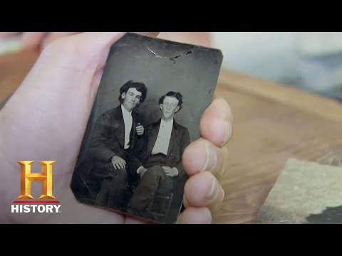 American Pickers: A Photograph of Billy the Kid | History
