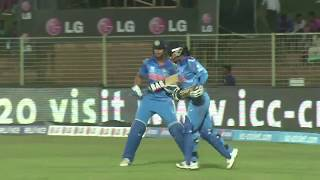 Women's World Twenty20  M8  England v India Highlights