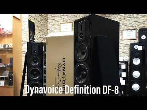Dynavoice Definition DF-8 - как правильно распаковать?