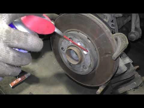 Замена тормозных дисков Фабия 2, Октавия А5, Джетта 6