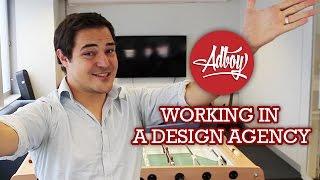 Working In A Design Agency - Adboy