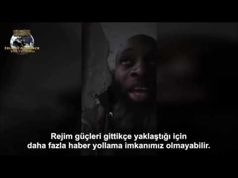 Halep'te gazetecilik yapan BİLAL Abdulkerim: Bu muhtemelen son mesajım olacak...