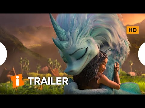 Raya E O Último Dragão   Trailer 2 Dublado