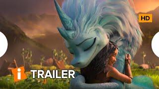 Raya E O Último Dragão | Trailer 2 Dublado