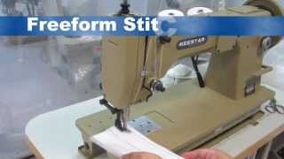 CL-F120 Heavy Duty Freeformed Lockstitch Sewing Machine Perfect for FIBC, Big Bag, Jumbo Bag