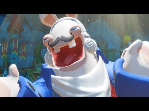 Mario and Rabbids: Phantom Rabbid Song (Full Song)