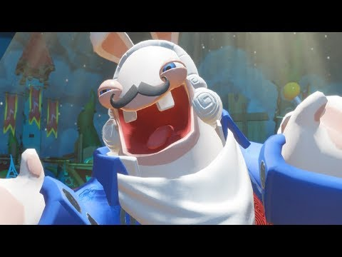 Mario and Rabbids: Phantom Rabbid Song (Full Song)