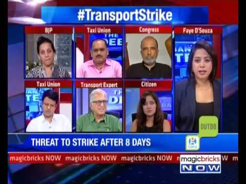 Should transport strike be banned – The Urban Debate