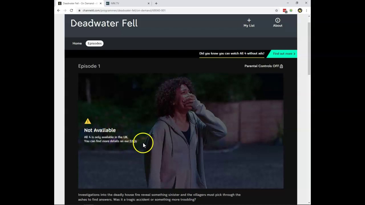 Where to Watch 'After We Fell' on Streaming in the US