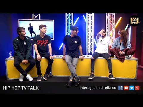 HIP HOP TV TALK 🔥 CON DARK MEME GANG 👊🏻 VICTOR HUGO NICO 📲 VALERIA