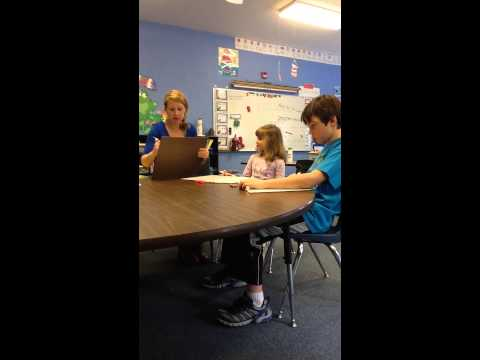 Small Group Reading Intervention