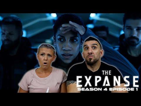 Download The Expanse Season 4 Episode 1 'New Terra' Premiere REACTION!!
