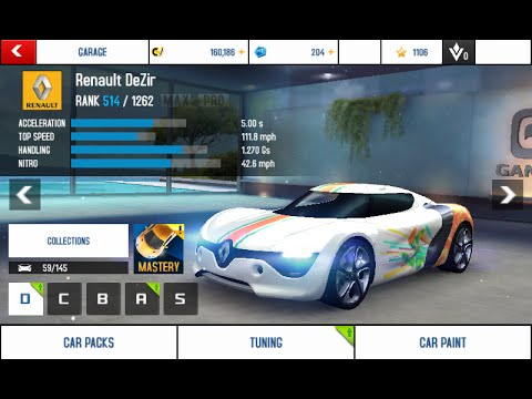 d class car review asphalt 8 youtube. Black Bedroom Furniture Sets. Home Design Ideas
