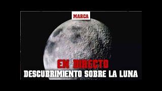 La NASA confirma que hay agua en la Luna I DIRECTO