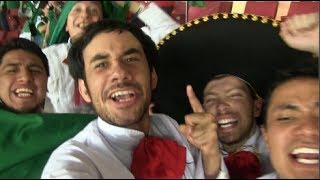 LA MEJOR CRÓNICA: MÉXICO VS CROACIA ◀︎▶︎WEREVERTUMORRO◀︎▶︎