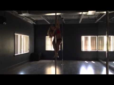 Pole Freestyle with  Allegra Jade hood ornament