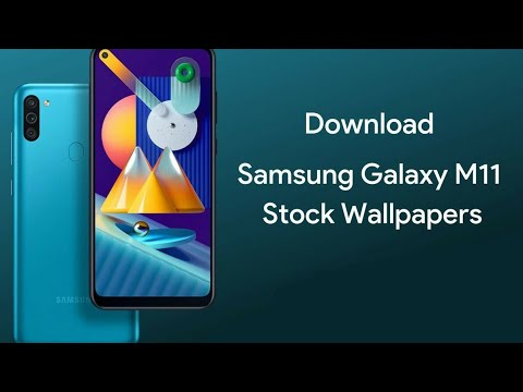 Samsung Galaxy M11 Stock Wallpapers Hd With Download Link Youtube