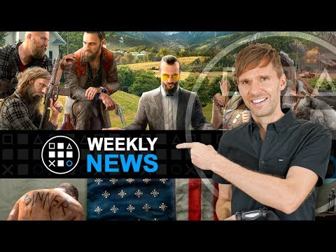 PlayStation Weekly News - Red Dead Redemption 2 Delayed, Far Cry 5's Religious Cult & New Dragon Age