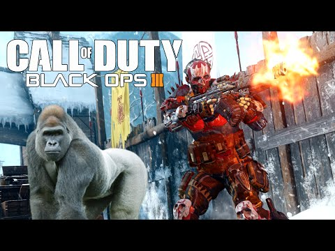 Black Ops 3 w/ Incredilag & JHub! (Fun Stream)
