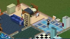 Let's Play The Sims (Badly) Episode 4: Heating Up