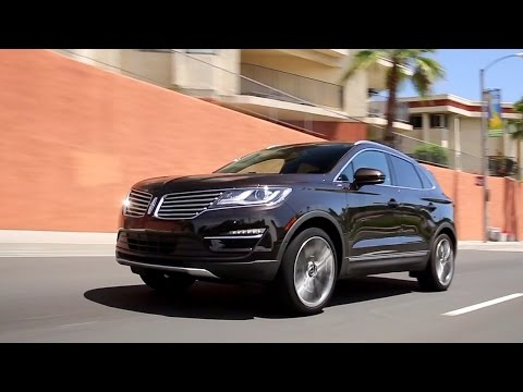2017 Lincoln MKC - Review and Road Test