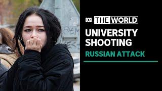Gunman kills several in shooting at Russia's Perm University | The World