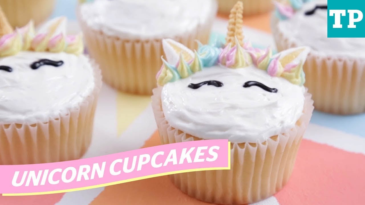 Unicorn Party How To Make Easy Cupcakes