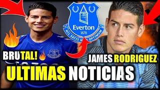 ✅BRUTAL!¡ JAMES RODRIGUEZ DE MAL EN PEOR / YA NI LO CONVOCAN A LOS PARTIDOS🔥