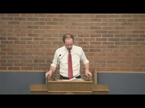 What's in it for me? (John 3:16-18) - Barry Gilreath