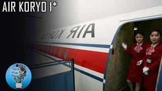 Coreea de Nord si oribila lor companie aeriana