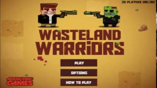 wasteland warriors gameplay
