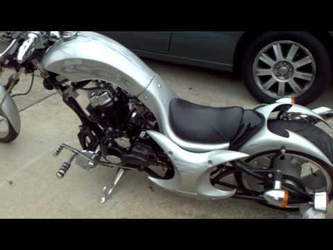 250cc Vampire Chopper For Sale From SaferWholesale com