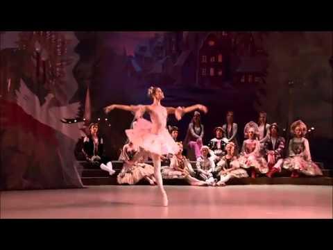 Alina Somova - Sugar Plum Fairy variation