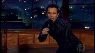 Sebastian Maniscalco on the Late Late Show