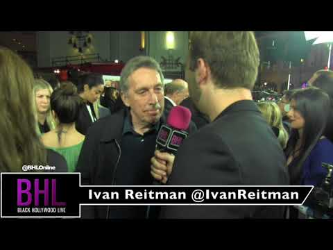 Ivan Reitman at Father Figures Premiere 2017