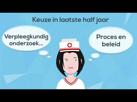 Animatie - Verpleegkundig oriëntatieprogramma