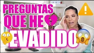¿ ESTOY OPERADA ? - PREGUNTAS QUE HE EVADIDO - El Mundo de Camila