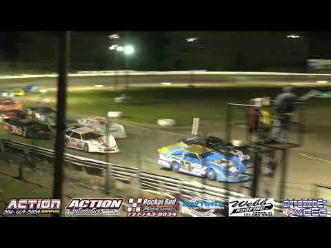 Florida Late Models Challenge Series Race #2, North Florida Speedway, 4/20/19
