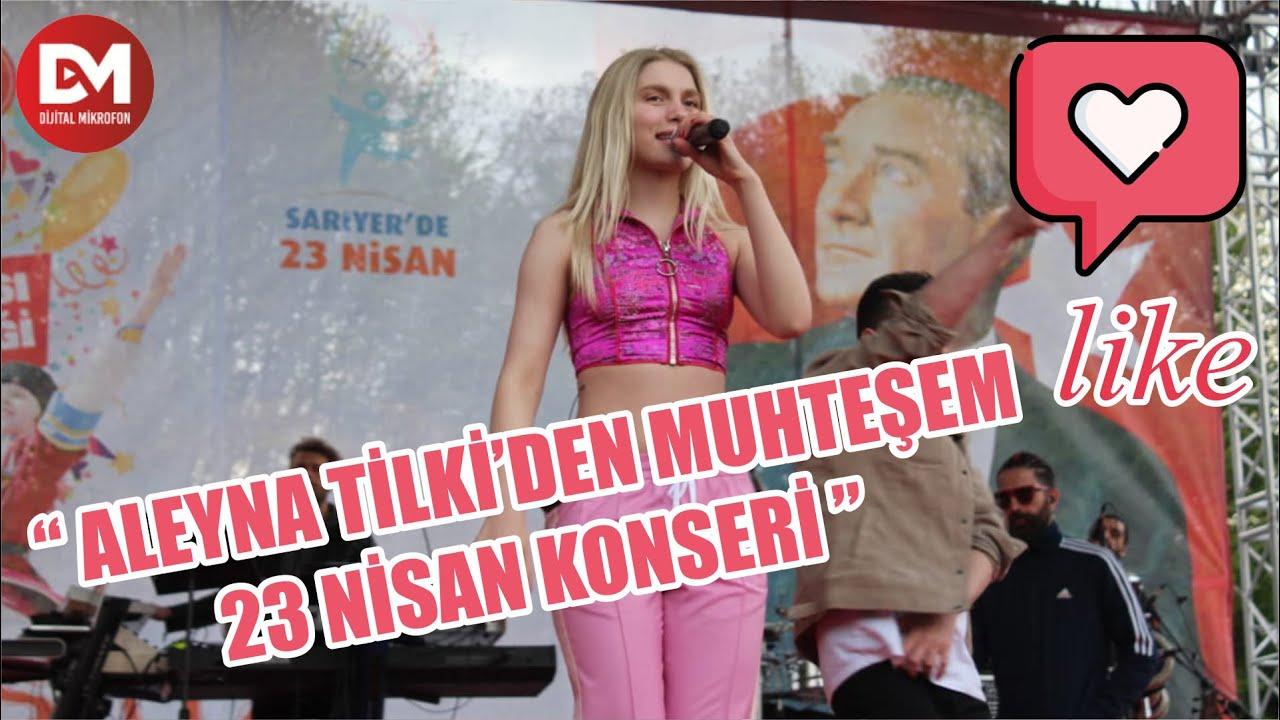 Aleyna Tilki Sarıyer Konseri