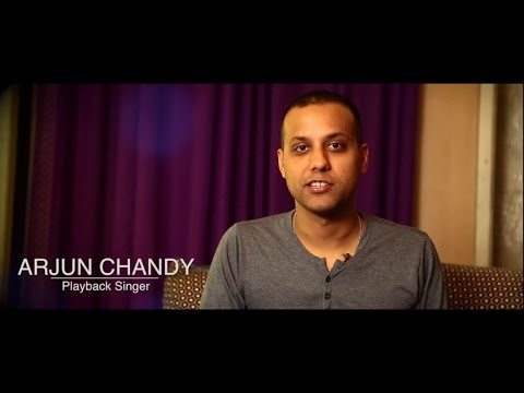 Arjun Chandy Kaatru Veliyidai Singer Arjun Chandy YouTube