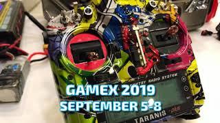 TDL Races | Gamex 2019 - Tech Drone League & Xblades Racing