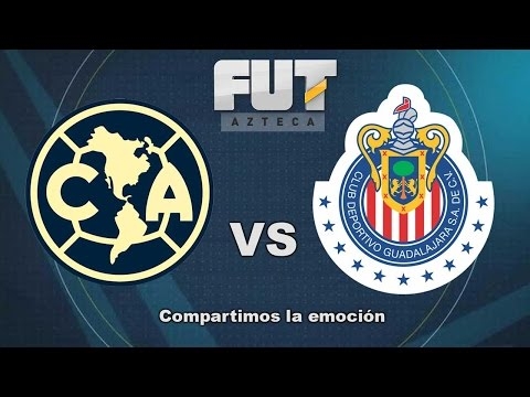 América vs Chivas En Vivo Copa MX 2016  | Azteca Deportes