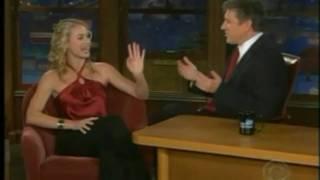 Yvonne Strahovski Interview with Craig Ferguson