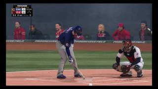 MLB 16 The show 2016 world series Game 7 Chicago Cubs vs Cleveland Indians Scenario 2